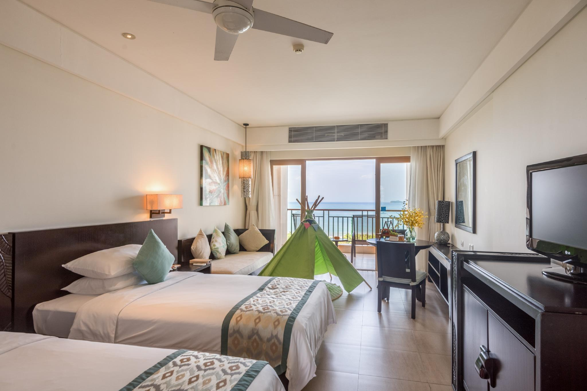 Phòng Super Deluxe hướng biển (Super Deluxe Sea View Room)