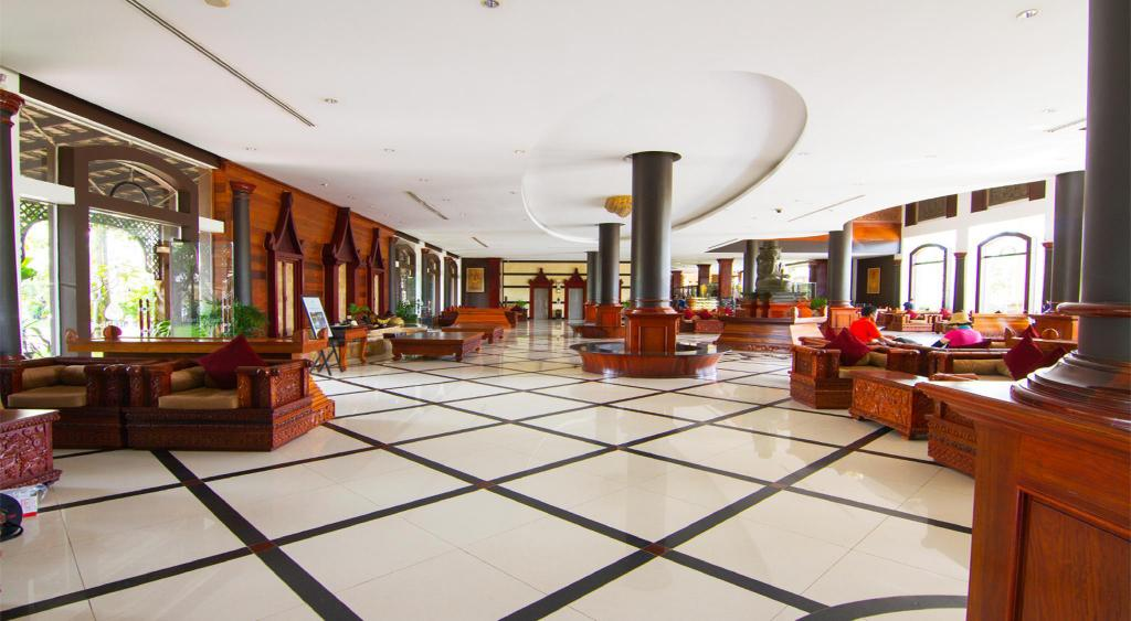 Lobby Pacific Hotel & Spa