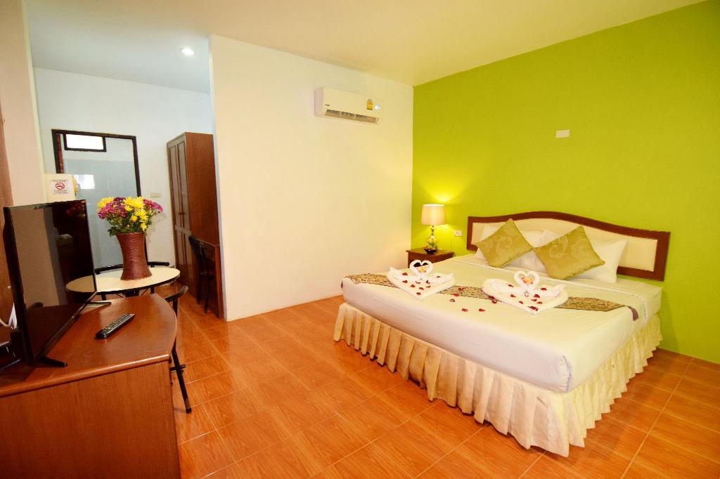 SuperiorRoom - Ranjang Mild Garden View Resort