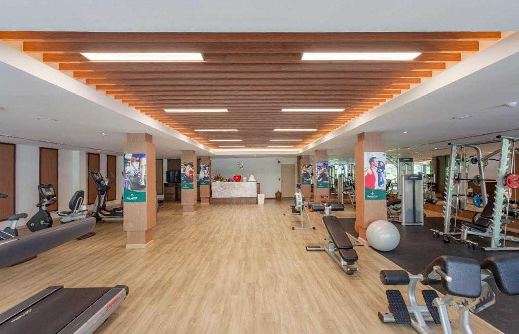 Fitnesscenter Diamond Cliff Resort And Spa