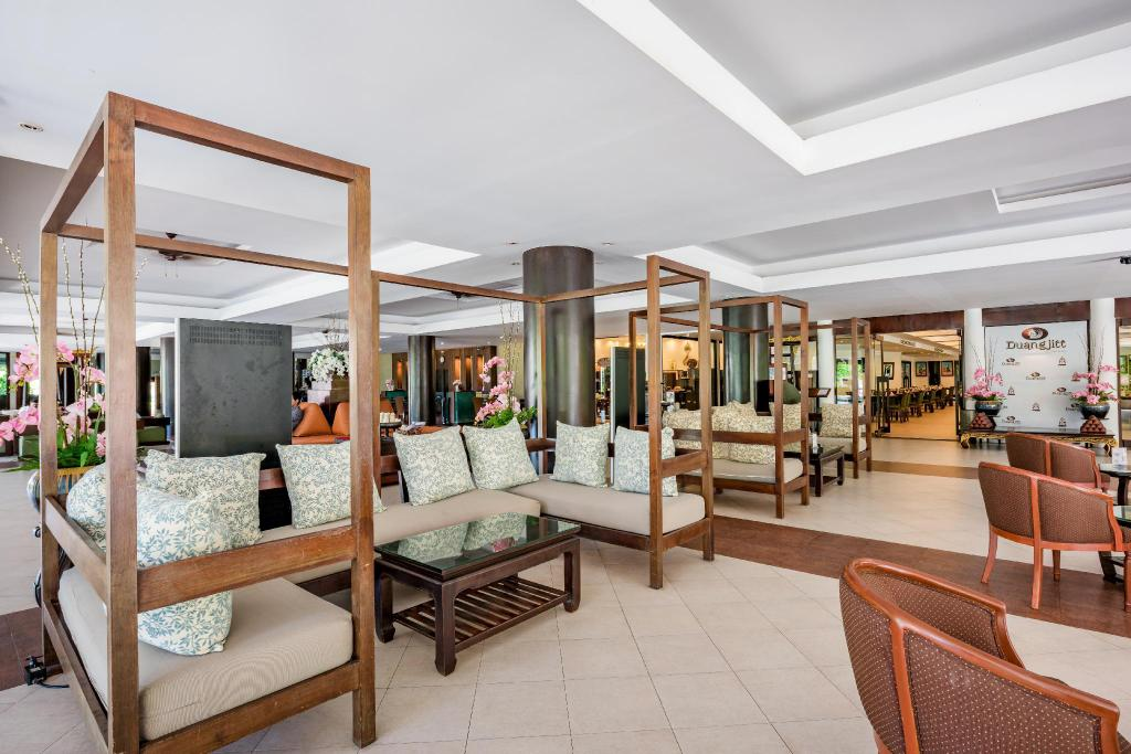 Duangjitt Resort And Spa In Phuket Room Deals Photos Reviews