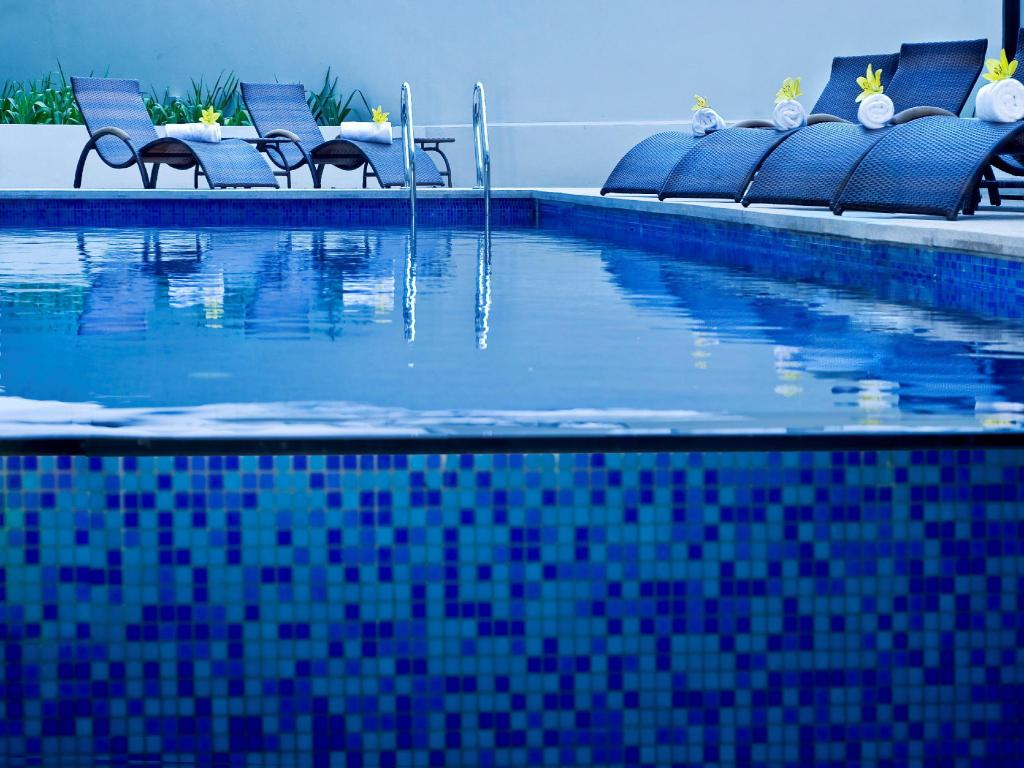 Swimming pool [outdoor] Majestic Malacca Hotel