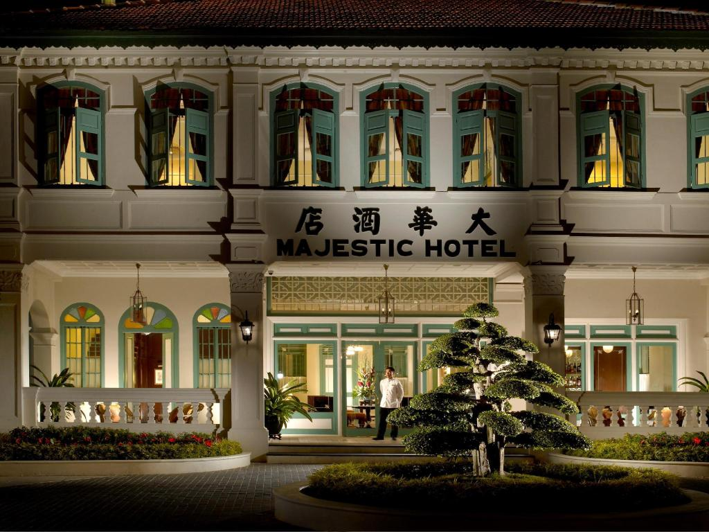 Exterior view Majestic Malacca Hotel