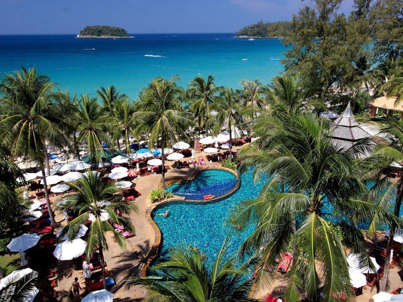 Kata Beach Resort Spa 4 (Thailand Phuket): photos and reviews of tourists 50