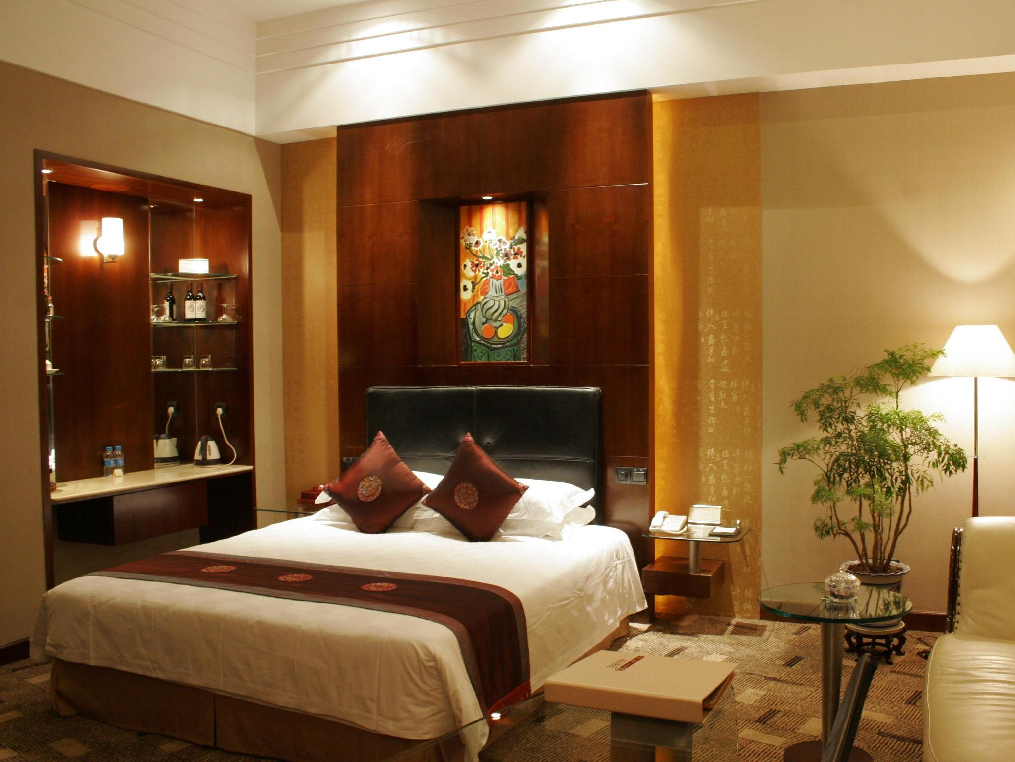 Executive dengan Ranjang King (Executive King Bed Room)