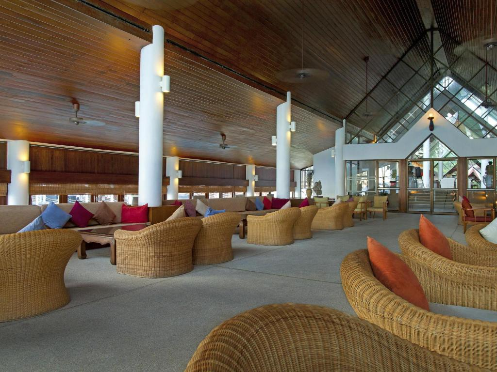 Интерьер Le Meridien Phuket Beach Resort