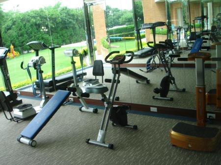 Fitness center Yaward Resort - Taoyuan Golf & Country Club