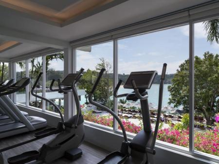 Fitnesscenter The Nai Harn