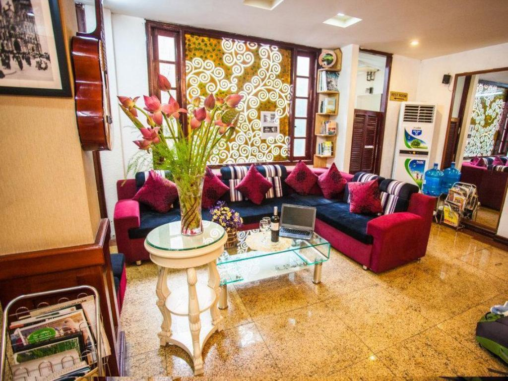 Lounge Hanoi Old Town Hotel