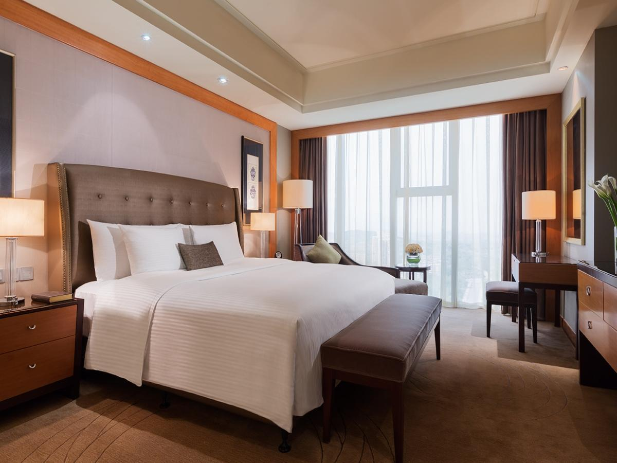 Kamar Grand Deluxe Double – Bebas Asap Rokok (Grand Deluxe Double Room - Non-Smoking)