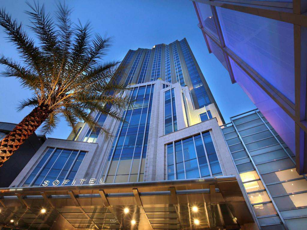 Sofitel Bangkok Sukhumvit Hotel in Thailand - Room Deals ...