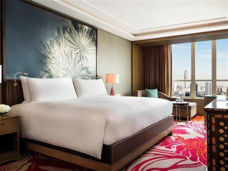 Luxury King Room Sofitel Bangkok Sukhumvit Hotel