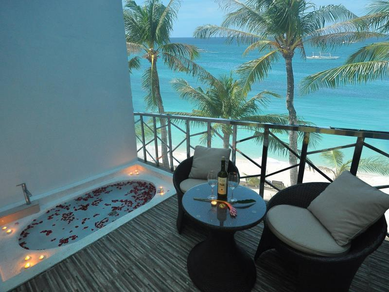 Boracay Ocean Club Beach Resort In