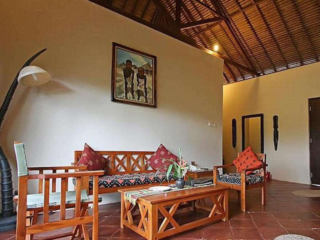 Interior view Mara River Safari Lodge Hotel