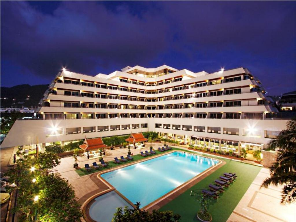 Best price on patong resort hotel in phuket reviews for The best hotel