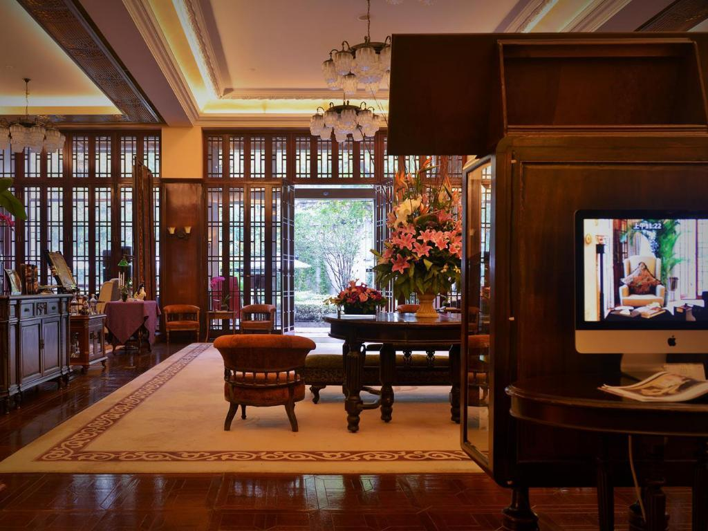 Mansion Hotel Shanghai In China Room Deals Photos Reviews