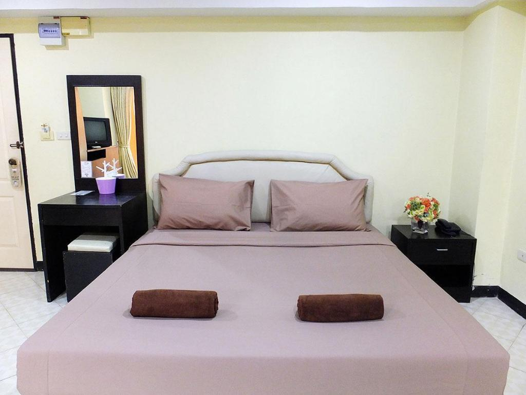 Standaard Kingsize Bed - Bed The Lima Place Hotel