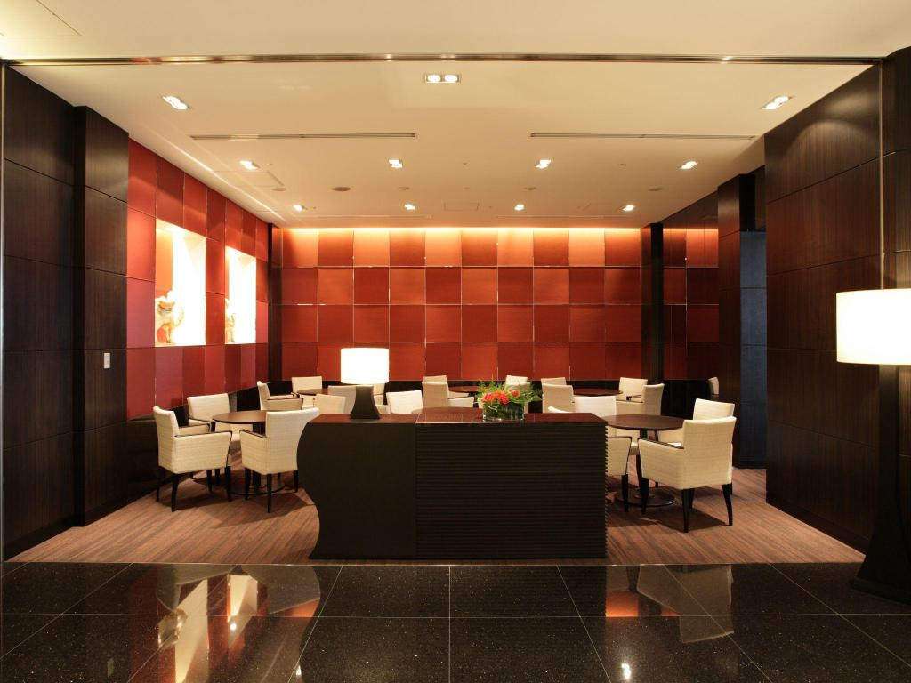Lobby Courtyard by Marriott Tokyo Ginza Hotel