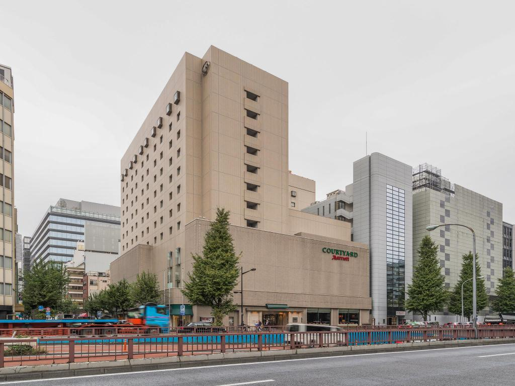 More about Courtyard by Marriott Tokyo Ginza Hotel