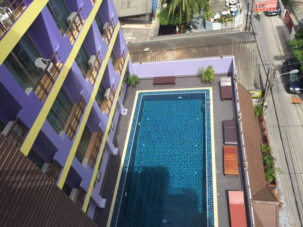 Eastiny Residence Hotel in Pattaya - Room Deals, Photos