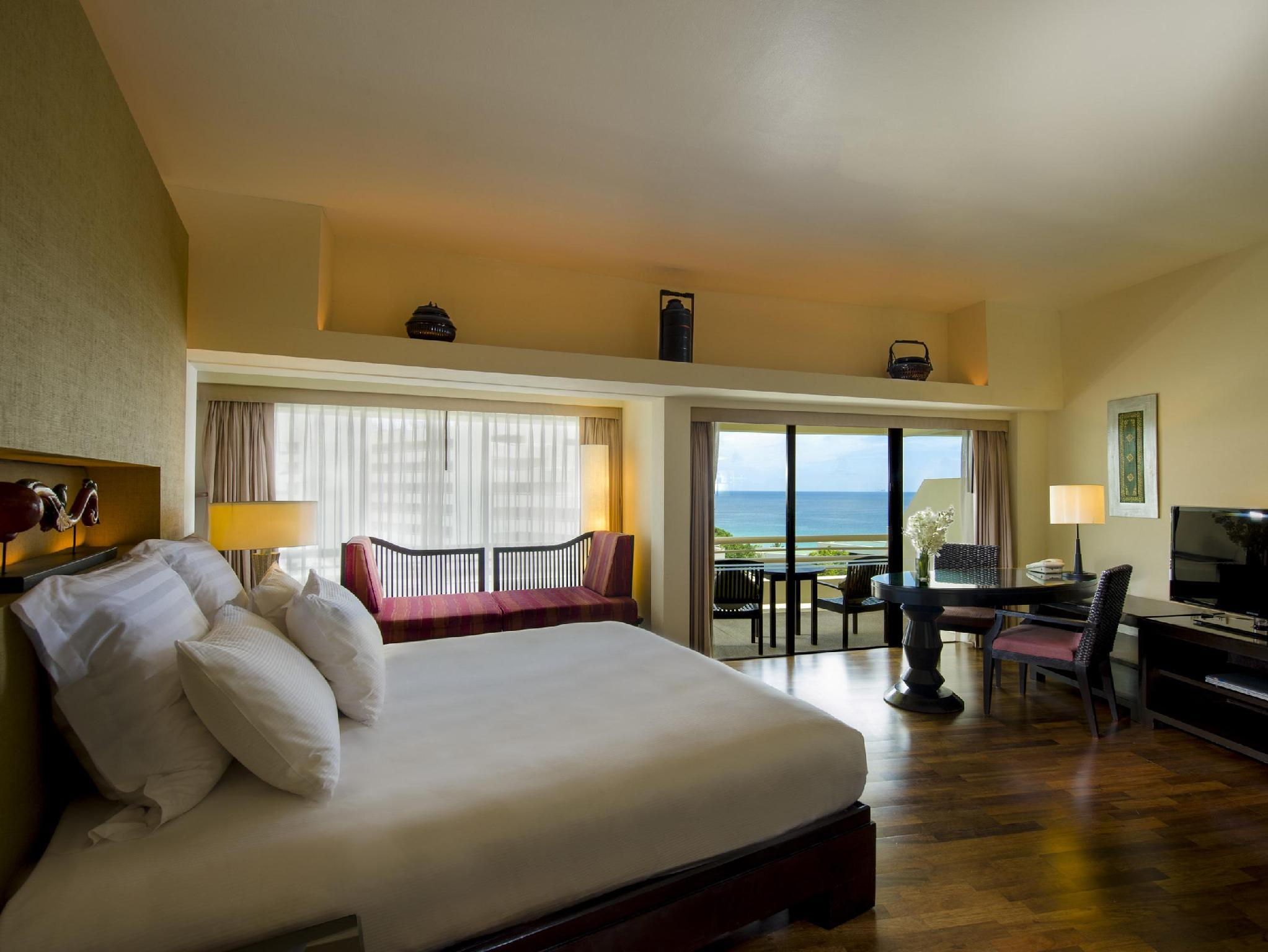 King Junior Suite Sea View