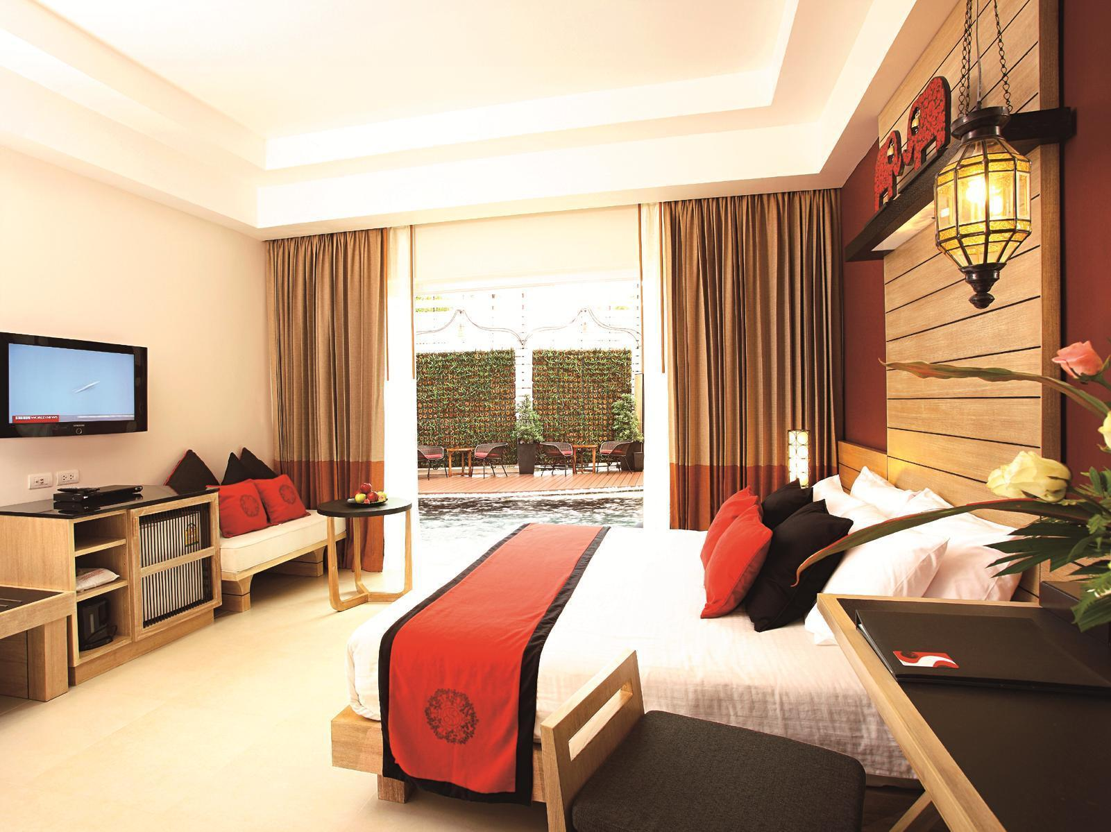 Kamar Twin/Double (Twin/Double Room)