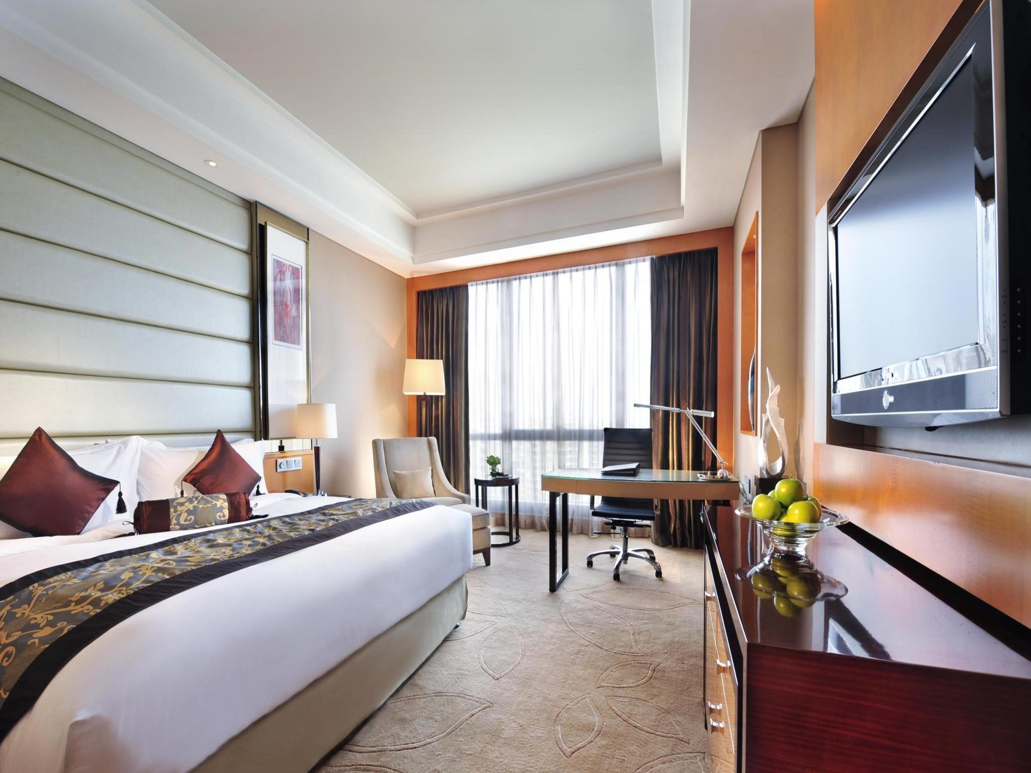 Luxury Club Sofitel 1 kuningavoodi (Luxury Club Sofitel 1 King Size Bed)