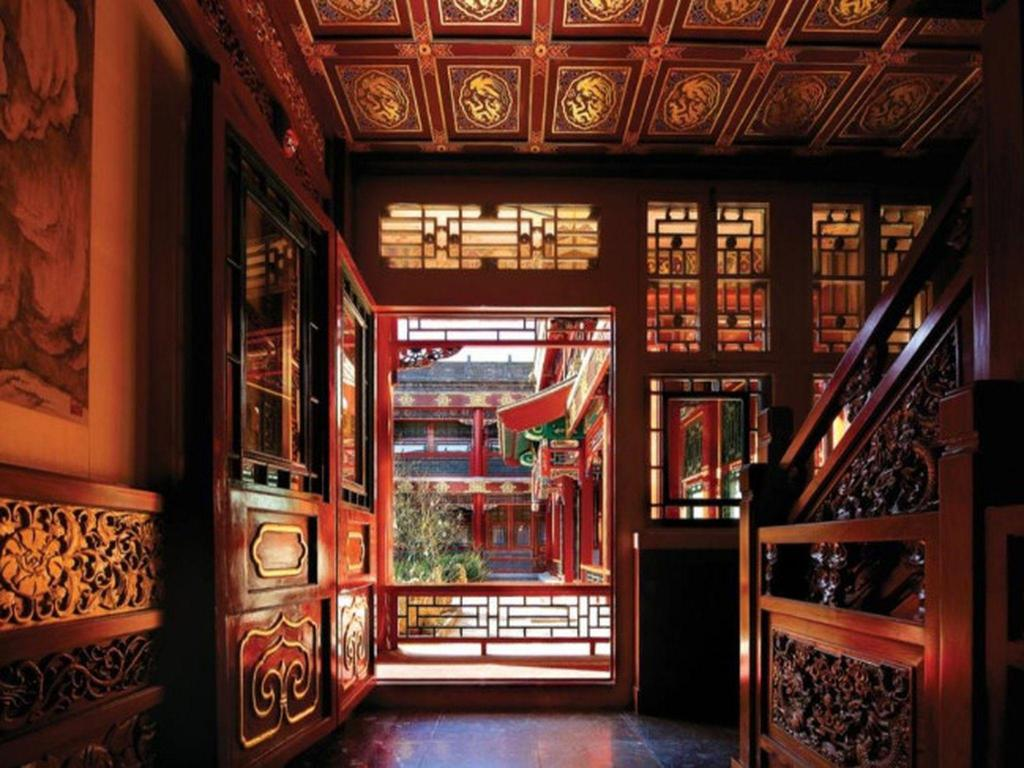 Interior view Han's Royal Garden Boutique Hotel