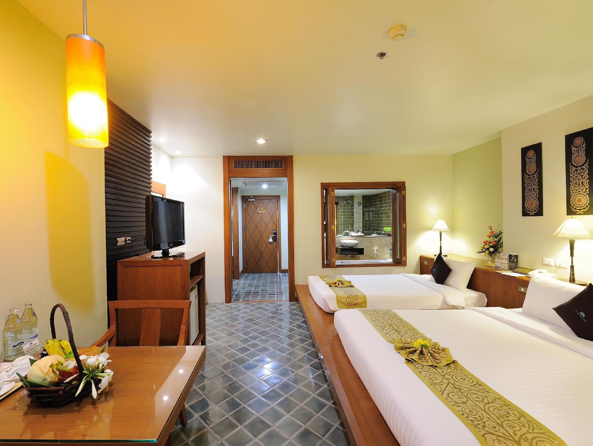 Royal Wing Deluxe Room