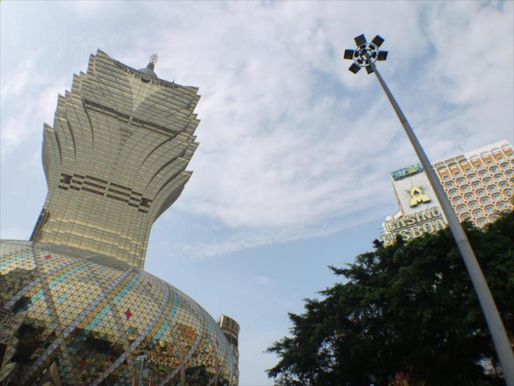 Meer over Grand Lisboa Hotel