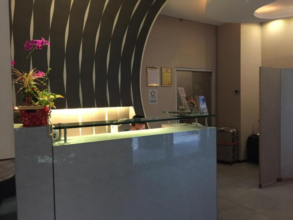 Lobby Sunrise Business Hotel – Taipei Station