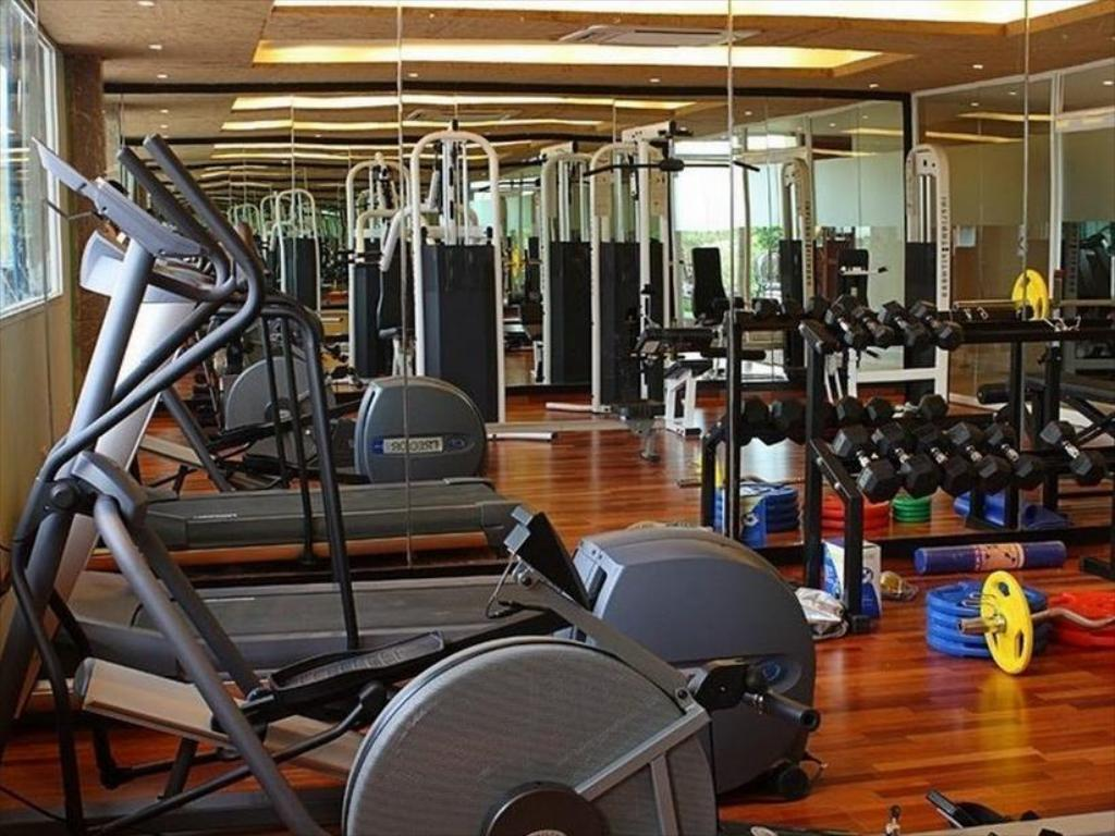 Fitness center Casa De Bengaluru Hotel