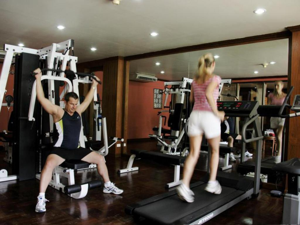 Fitness center Thara Patong Beach Resort & Spa