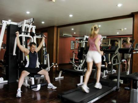 Fitnesscenter Thara Patong Beach Resort & Spa