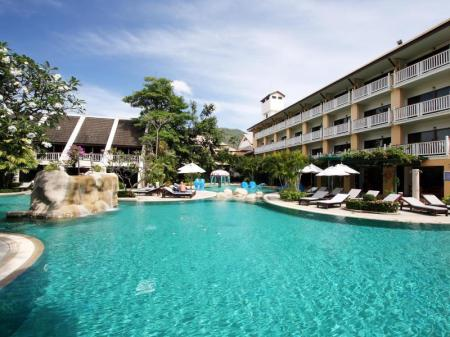 Schwimmbad Thara Patong Beach Resort & Spa