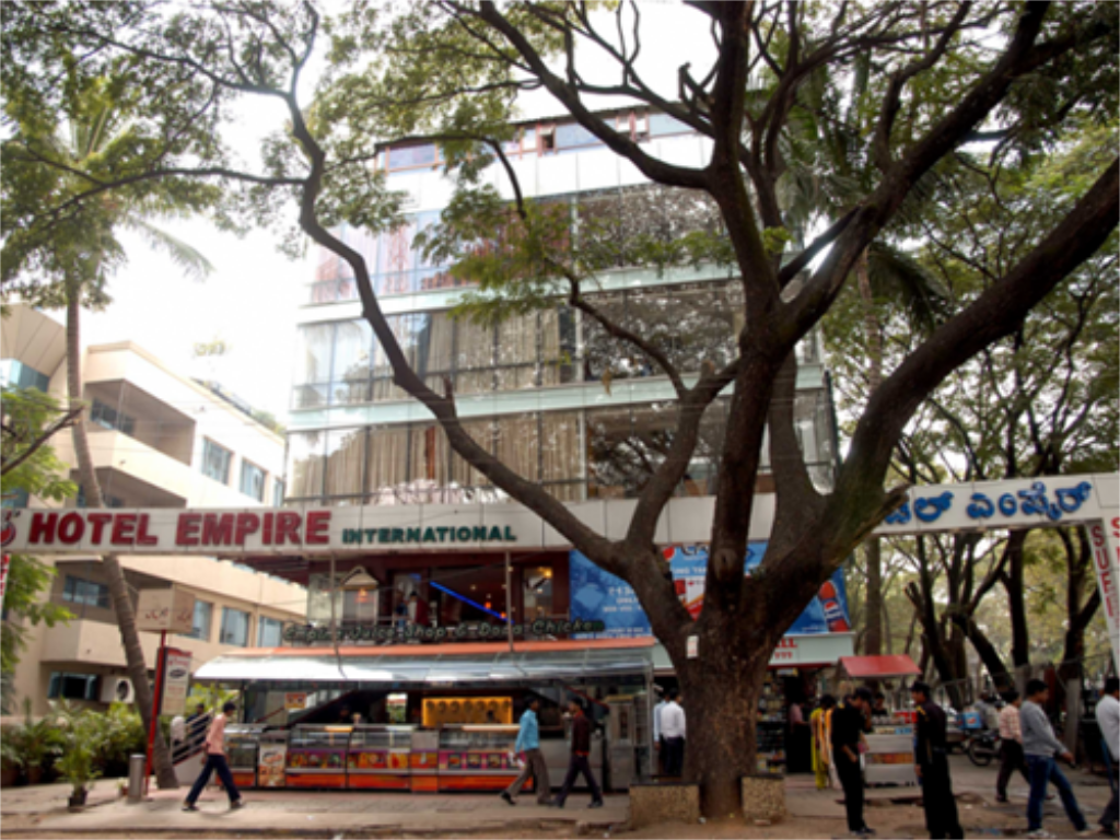 Экстерьер Hotel Empire International - Koramangala