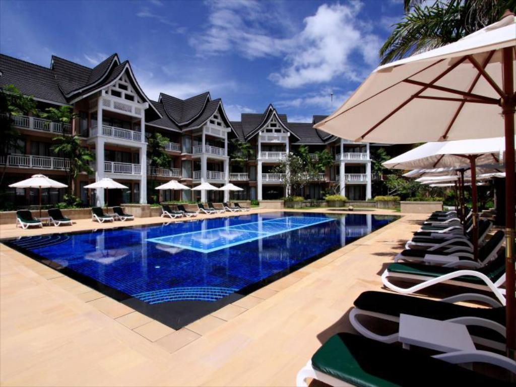 Интериор на хотела Allamanda Laguna Phuket Serviced Apartments
