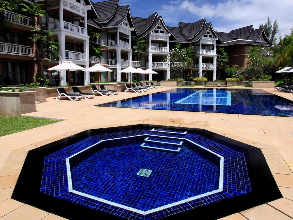 Бассейн  Allamanda Laguna Phuket Serviced Apartments