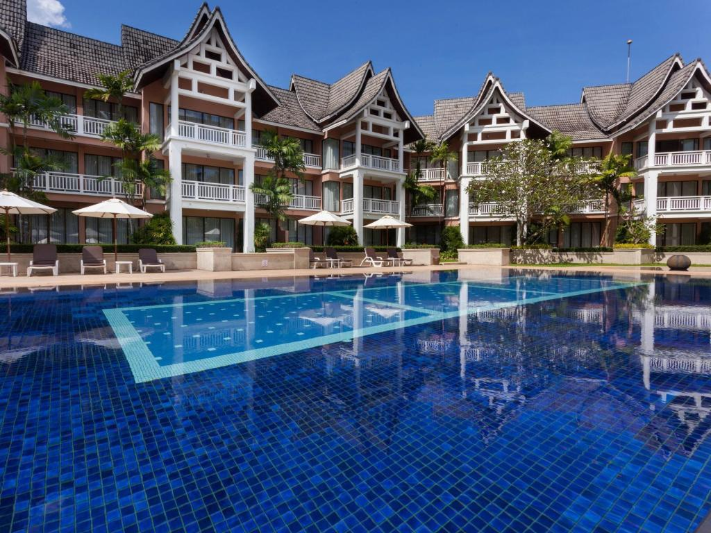 普吉岛阿拉曼达湖服务式公寓 (Allamanda Laguna Phuket Serviced Apartments)
