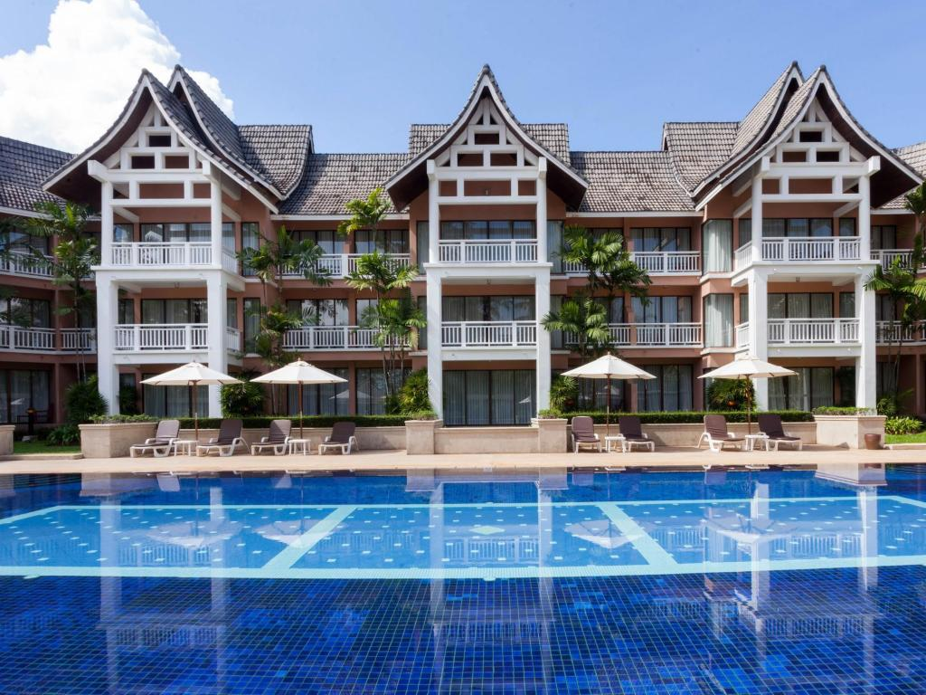Интерьер Allamanda Laguna Phuket Serviced Apartments