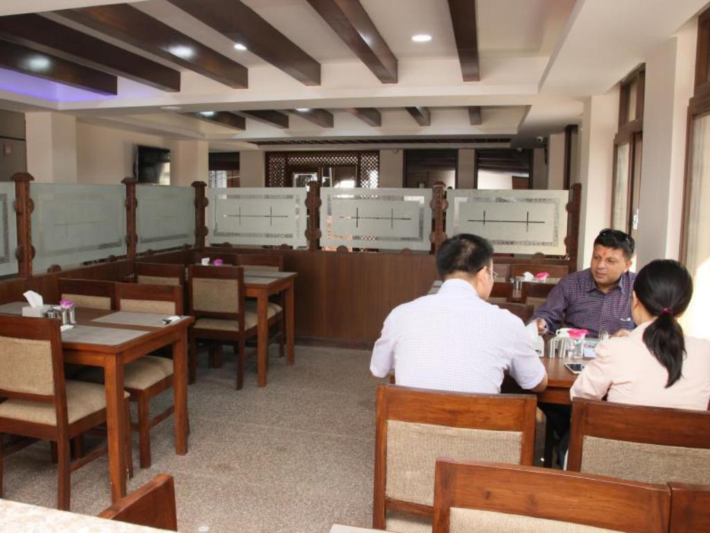 Restaurant Hotel Everest Nepal