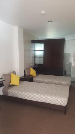 Interior view Be-ing Suites Davao