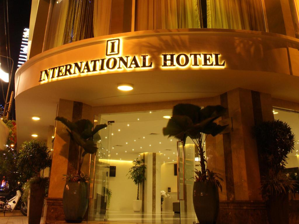 More about International Hotel