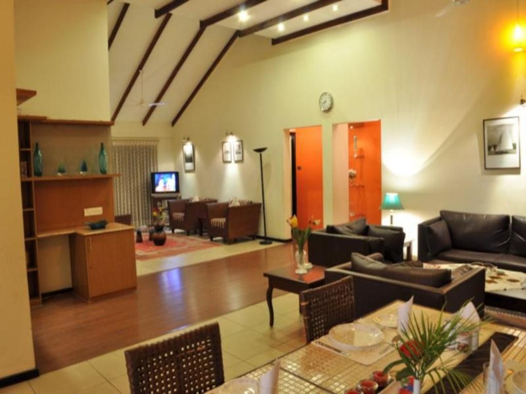 Vedere interior Sterling Suites - Boutique Serviced Apartments Near M.G Road