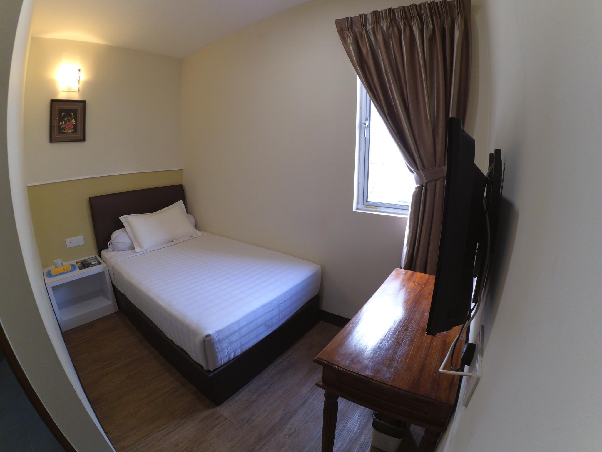 Standard Einzelzimmer (1 Person) (Standard Single Room (1 pax))