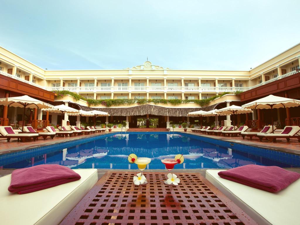 Victoria Can Tho Resort In Vietnam Room Deals Photos Reviews
