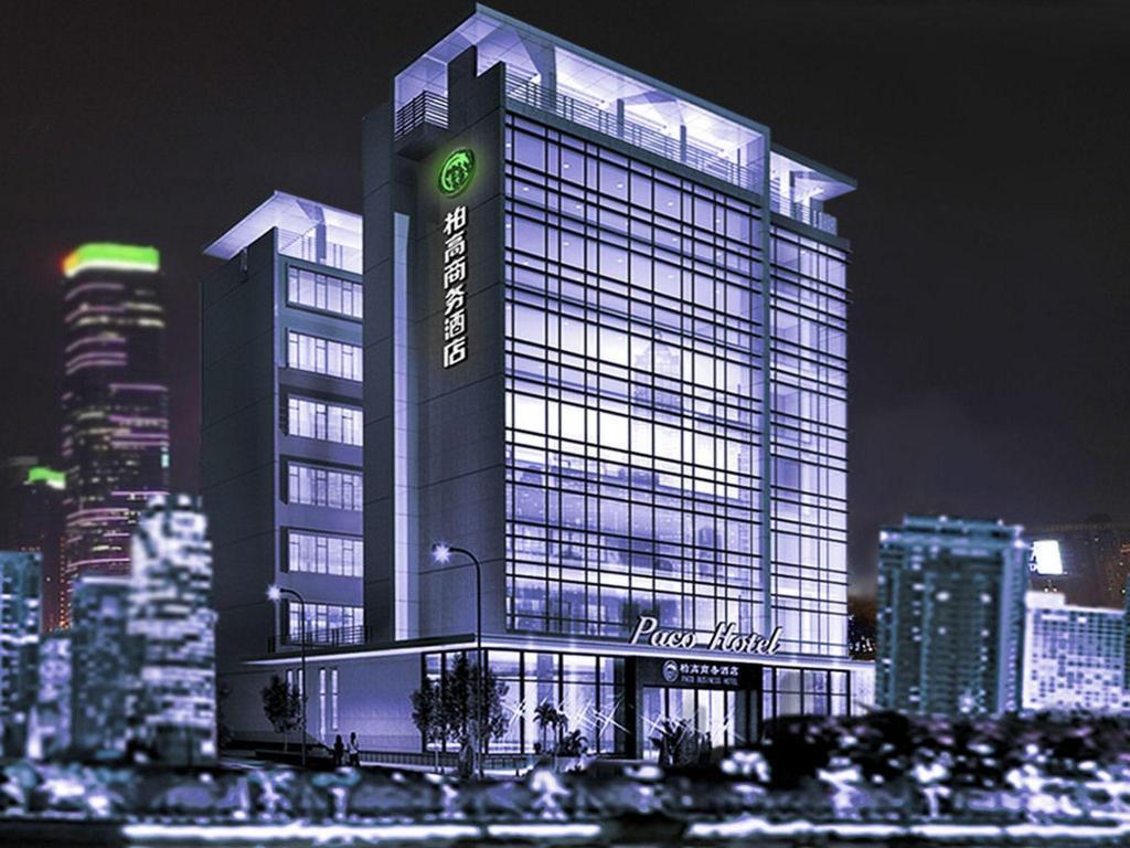 More About Paco Hotel Guangzhou Tiyu Xilu Metro Branch