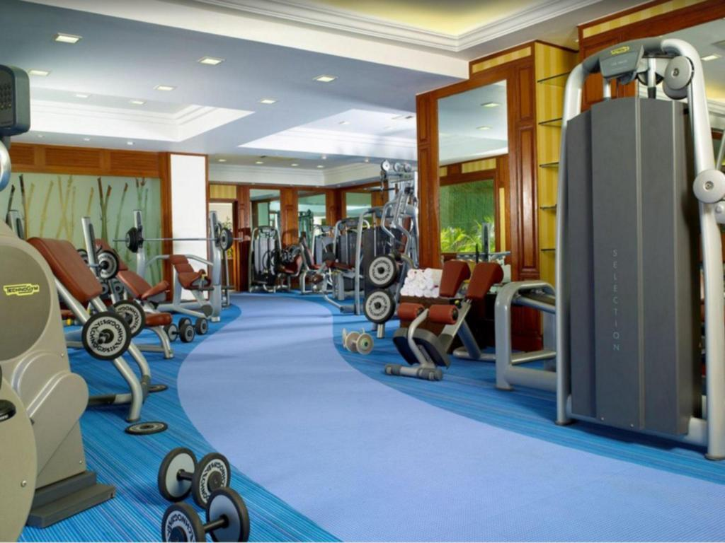 gym The Paul Bangalore Hotel