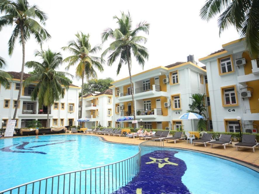Resort De Alturas 4 , Goa, India: photo and tourist reviews