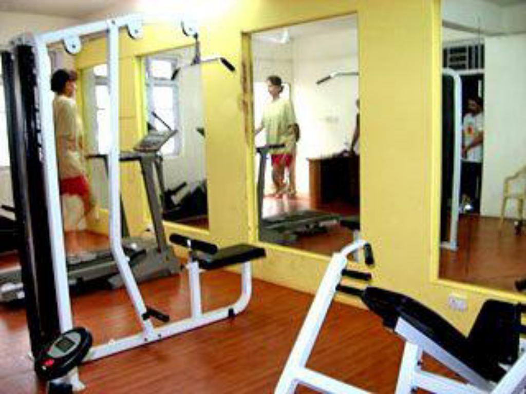 fitnesscentrum Alor Holiday Resort